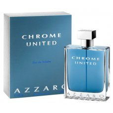 Дневные духи Rever Parfum G002 Версия аромата Azzaro Chrome United 100 мл