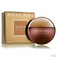 Масляные духи Rever Parfum G014 Версия аромата Bvlgari Aqva Amara 50 мл