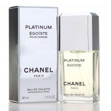 Масляные духи Rever Parfum G021 Версия аромата Chanel Egoist platinum 50 мл