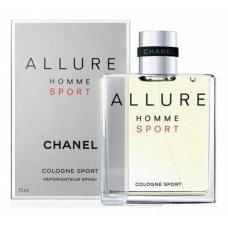 Масляные духи Rever Parfum G023 Версия аромата Chanel Allure Homme Sport 50 мл