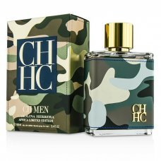 Масляные духи Rever Parfum G044 Версия аромата Carolina Herrera CH Men Africa 50 мл