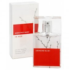 Дневные духи Rever Parfum L007 Версия аромата Arman Basi In Red 100 мл